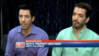 Property Brothers Interview