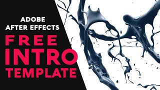 Adobe After Effects Free Intro Template . By Creative