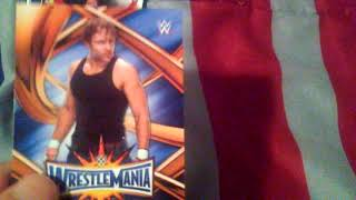 WWE trading card collection part 4