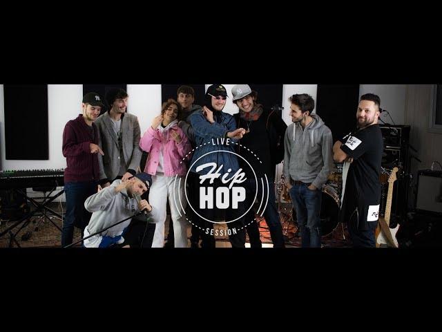 le 77 - Black angus - Live Hip Hop Session # 12