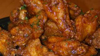 Thai Red Curry Butter Wings