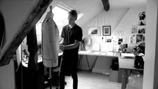 Hugo Fontaine, un jeune créateur de mode lance sa ligne de prêt-à-porter à Evreux