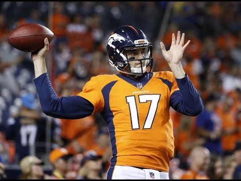 Brock Osweiler Highlights