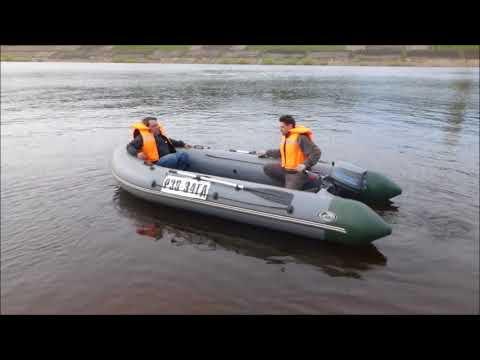 """Лодка """"Дека"""" K-400"""