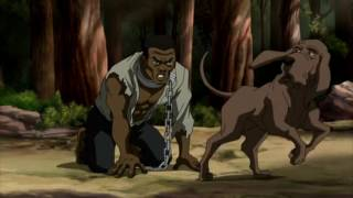 Catcher Freeman Slave Hunter Subhuman (The Boondocks)