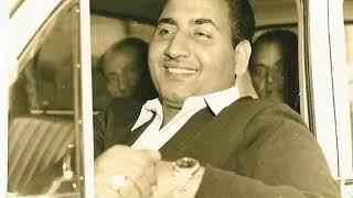 Yahan Main Ajnabi Hun । Film Jab Jab Phool Khile । Singer Md Rafi🔥
