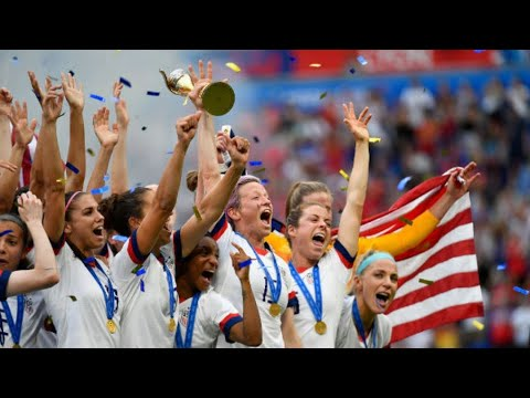 USA become football World Cup champions for fourth time with victory over Netherlands