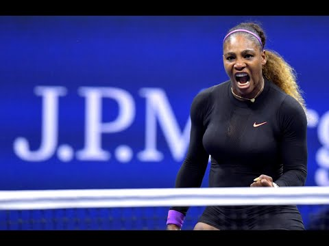 Elina Svitolina vs Serena Williams | US Open 2019 Semi-Finals Highlights