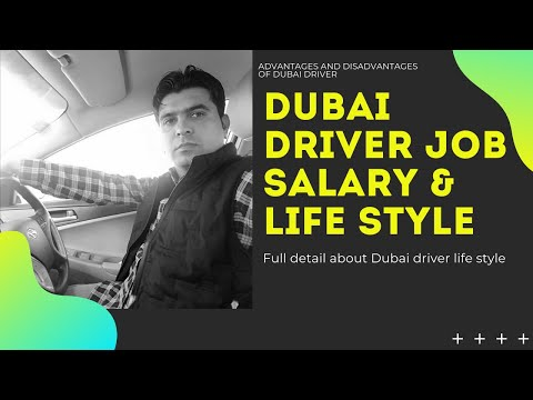 Dubai Diver Jobs Salary  2020 - Dubai Driver Job Vacancy 202