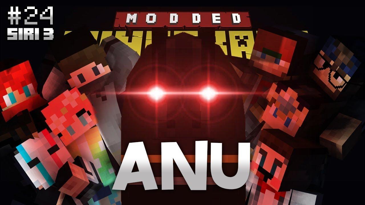 Modded Minecraft Malaysia S3 - E24 - ANU!
