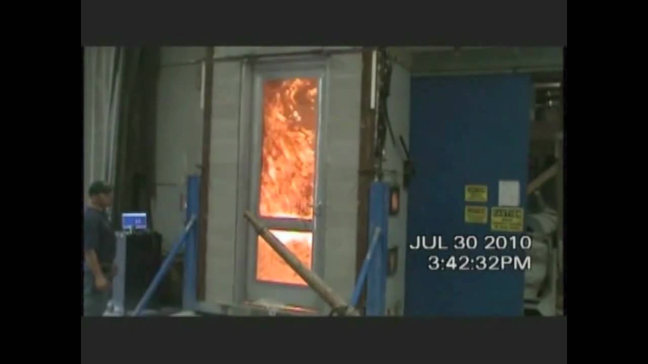 Fire rated doors youtube for Fire rated doors