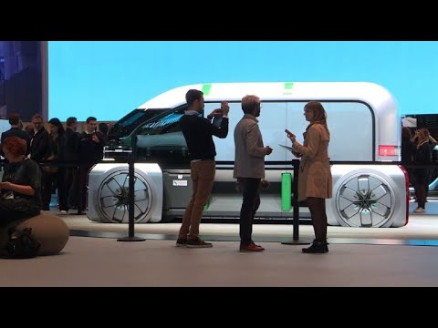 Electric Cars Star At The 2018 Paris Motor Show