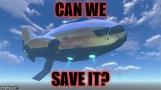 Will Shutting Down the Cannon Save the Sunbeam? (Subnautica Clip)