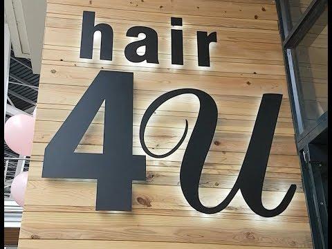 Salon Decor Tour: Hair 4U