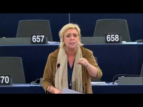Hilde Vautmans 14 Mar 2017 plenary speech on Global Gag Rule