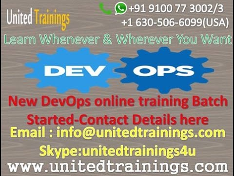 DevOps Online Training | Devops training videos | AWS cloud