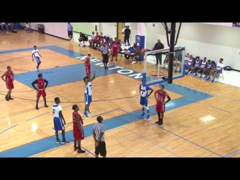 Wolfpack of Southern Illinois vs. GA Stars 2022 Game Summary - 071617 at 1100