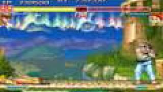 Arcade Longplay [040] Hyper Street Fighter 2 Anniversary