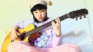 Cát Bụi -  Virginia Nguyen Guitar