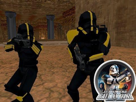 Imperial Nova Troopers Swbf2 Korriban Youtube