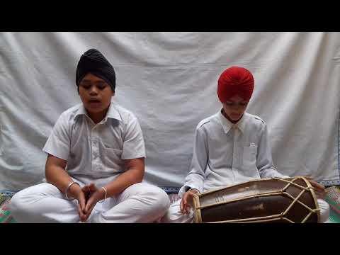 Jehra Pani Utte Pathra Nu Tarda | Sikh Shabad Kirtan | Diljot Singh