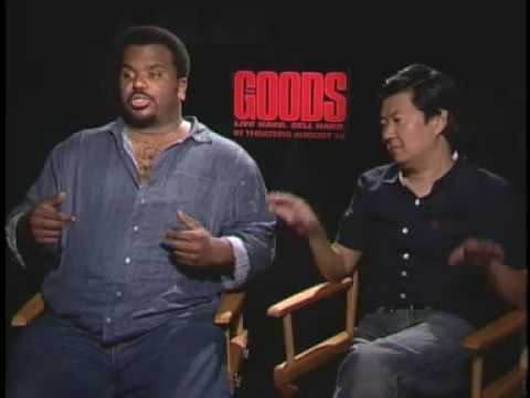 Ken Jeong & Craig Robinson Funny THE GOODS Interview