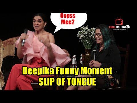 Deepika Padukone FUNNY Moment | Mee2 Hogaya 😂😂😂