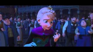 Холодное сердце\Frozen (клип)