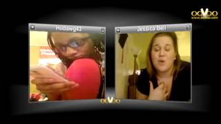 Oovoo With My Home Girl Jasmine !