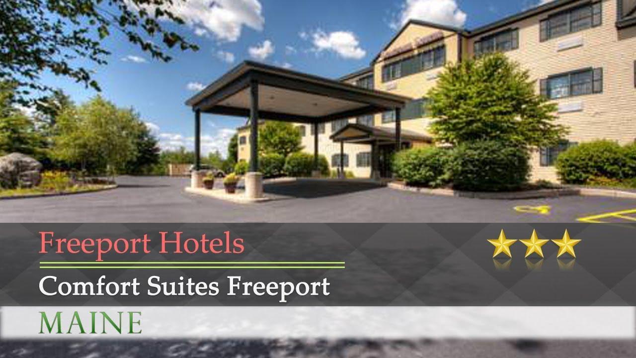 Comfort Suites Freeport Hotels Maine