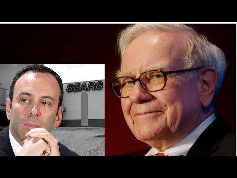 Warren Buffett predicted the fall of Eddie Lampert and Sears over 10 years ago.