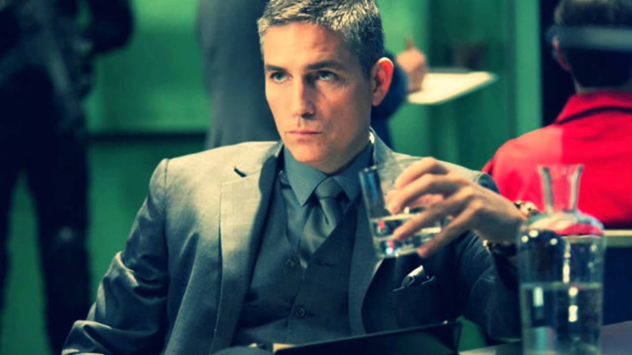 Jim Caviezel in Person Of Interest - YouTube