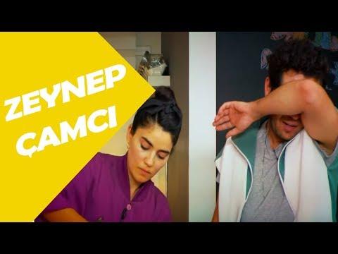 Alican Mutfakta konuk: Zeynep Çamcı