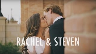 Provo City Center Temple & Wadley Farms Utah Wedding Film of Rachel &a Steven