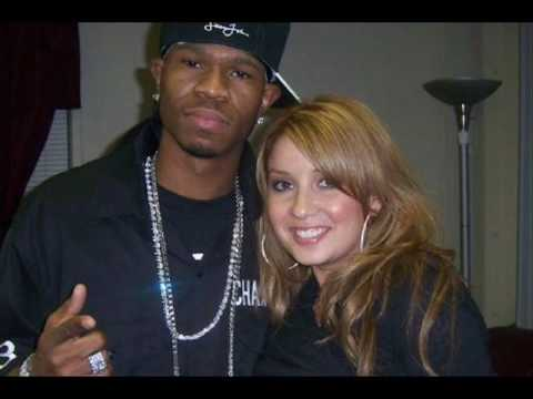 Chamillionaire with Wife Deetra Seriki
