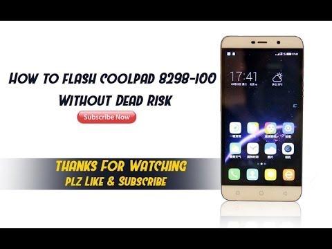How To Flash Coolpad dazen 8297L 100 fix error at 11% Download Firmware  Inside