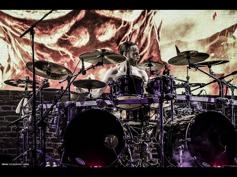 VADER's James Stewart on Polish Death Metal Scene, Lineup Changes, Gear & Upcoming Tours (2017)