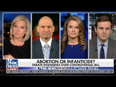 Virginia Governor's abortion comments - Live Action discusses on Fox