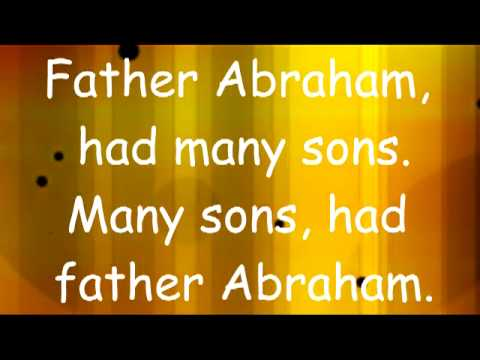 Father Abraham with Lyrics