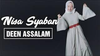 Video Deen assalam - Cover by Nisa Syaban download MP3, 3GP, MP4, WEBM, AVI, FLV Juni 2018