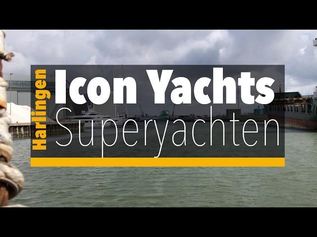 Icon Yachts Harlingen - Superyachten