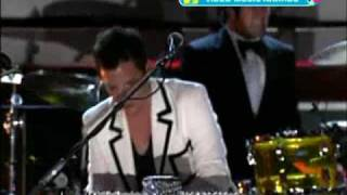 Mtv Music Awards 2005 Miami The Killers Mr Brightside