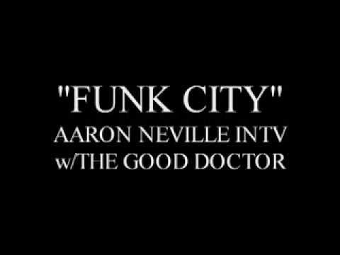 FUNK CITY - AARON NEVILLE INTERVIEW - EARLY HISTORY