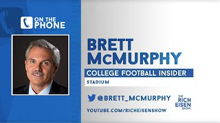 Stadium's Brett McMurphy Talks COVID-19 Threat to CFB Season w Rich Eisen | Full Interview | 3/31/20