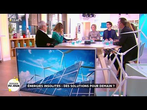 Dossier du jour: Energies insolites: des solutions pour demain?