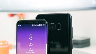 Samsung Galaxy S8/S8 + Camera REVIEW!!!