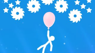 Stickman: Rise Up Escape // Gameplay