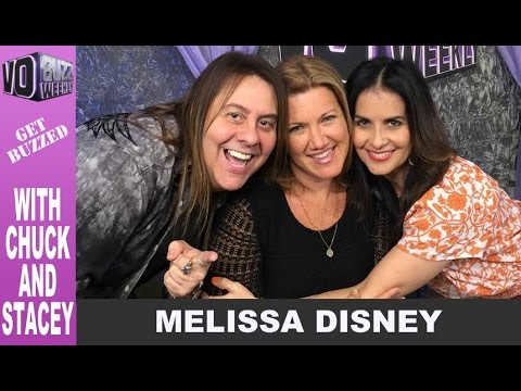 Melissa Disney PT2  As Told By Ginger Voice Actor & Emmys Live Announcer   EP208