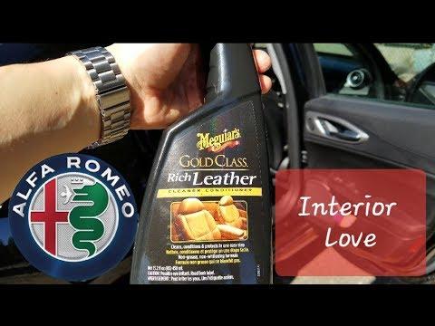 2020 Alfa Romeo Giulia Veloce TI Sport New Car Need's Interior Love