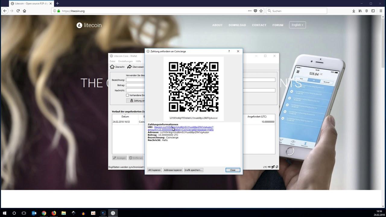 Litecoin Wallet Erstellen